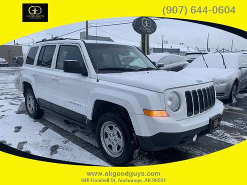 2016 Jeep Patriot - Financing Available! - cars & trucks - by dealer... for sale in Anchorage, AK