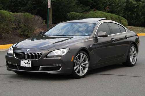 BMW 6 Series - Alliance Auto Group *Sterling VA* WE FINANCE! for sale in Sterling, VA