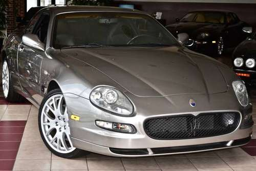 2006 Maserati Coupe Cambiocorsa Vintage Low Miles for sale in erie, PA, PA