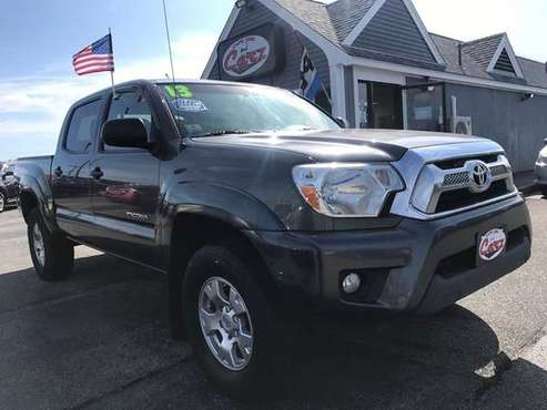 2013 Toyota Tacoma V6 4x4 4dr Double Cab 5.0 ft SB 5A **GUARANTEED... for sale in Hyannis, MA