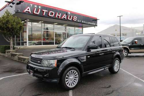 2011 Land Rover Range Rover Sport HSE SALSF2D45BA701221 for sale in Bellingham, WA