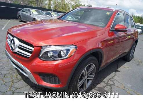 2016 Mercedes-Benz GLC GLC 300 36K MILES GLC300 LOADED WARRANTY with for sale in Carmichael, CA