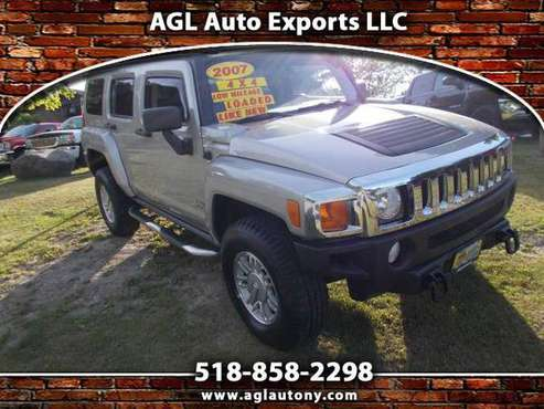 2007 HUMMER H3 4WD 4dr SUV for sale in Cohoes, NY