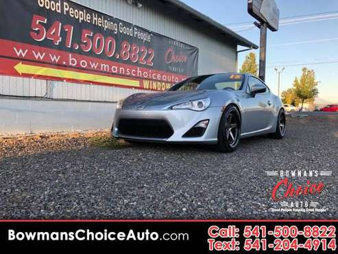 2015 Scion FR-S for sale in Central Point, OR