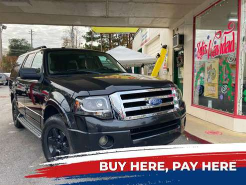 2010 Ford Expedition XLT BUY HERE PAY HERE!! FREE OIL CHANGES!! -... for sale in Norcross, GA