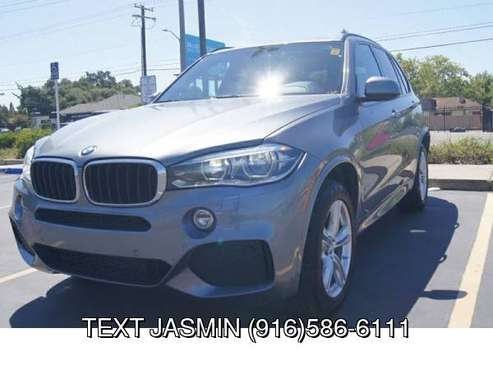 2015 BMW X5 xDrive35i AWD 74K MILES LOADED WARRANTY with for sale in Carmichael, CA