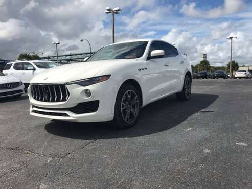 MASERATI LEVANTE ($2,500 DWN) for sale in Orlando, FL