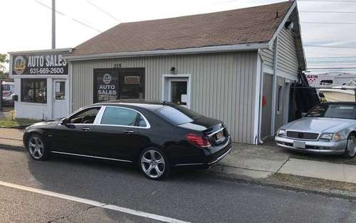 ****Mercedes-Maybach S 600 4dr Sedan**** for sale in West Islip, NY