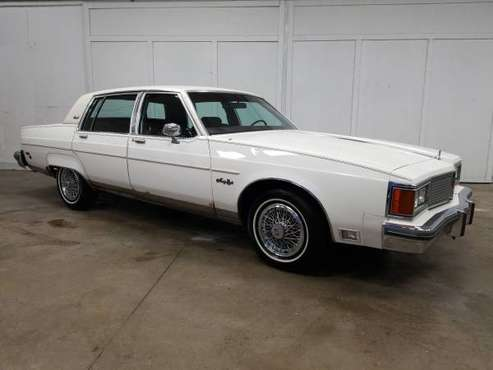 1984 Oldsmobile Ninety-Eight Regency Brougham 4dr Sedan 5.0 V8 for sale in Lake In The Hills, IL