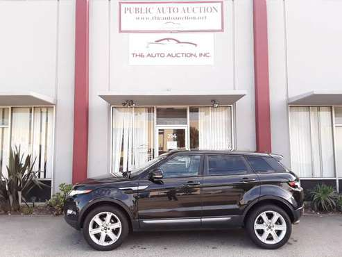 2013 Land Rover Range Rover Evoque for sale in South San Franicisco, CA