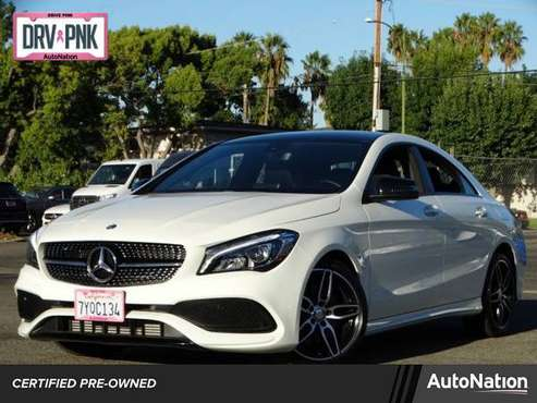 2018 Mercedes-Benz CLA-Class CLA 250 SKU:JN502355 Sedan for sale in San Jose, CA