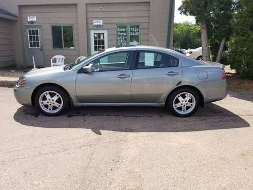 2007 Mitsubishi Galant ES for sale in Lakeland, MN