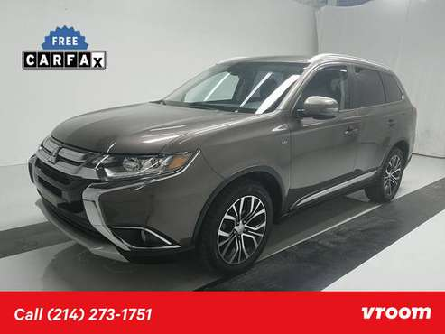 2016 Mitsubishi Outlander GT SUV for sale in Dallas, TX
