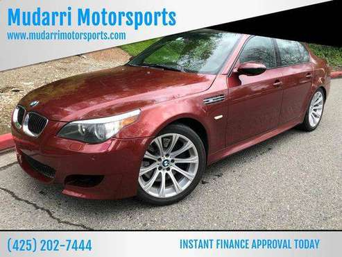 2006 BMW M5 Base 4dr Sedan CALL NOW FOR AVAILABILITY! for sale in Kirkland, WA
