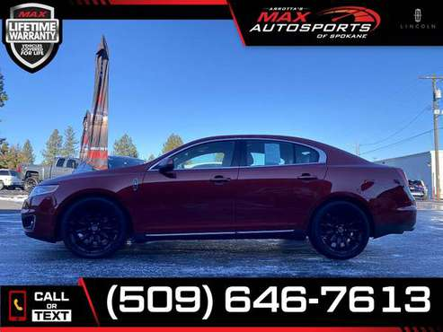 $149/mo - 2009 Lincoln MKS AWD ECOBOOST - LIFETIME WARRANTY! - cars... for sale in Spokane, WA