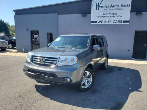 2012 Honda Pilot EX-L 4WD - DVD, CLEAN CARFAX, WARRANTY INCLUDED! for sale in Raleigh, NC