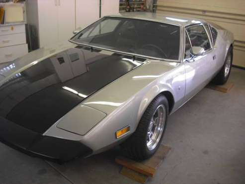 1974 De Tomaso Pantera for sale in Imperial Beach, CA