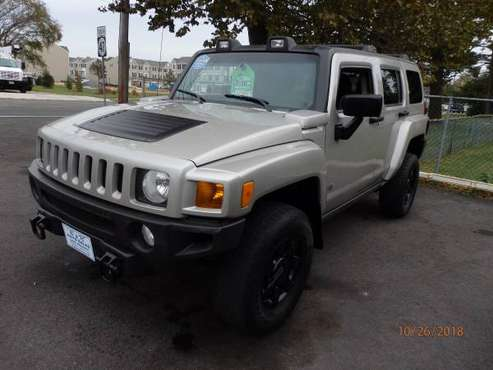 "2007 HUMMER H3 ""TACTICAL EDT""...*CLEAN CARFAX WITH 35 SERVICE RECORDS* for sale in Sewell, NJ"