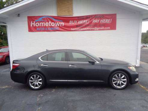 2007 Lexus LS 460 Luxury Sedan ( Buy Here Pay Here ) for sale in High Point, NC