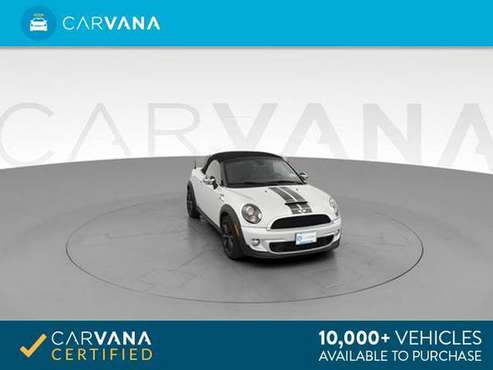 2013 MINI Roadster Cooper S Roadster 2D Convertible Silver - FINANCE for sale in Memphis, TN