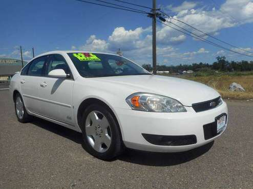 2006 CHEVY IMPALA SUPER SPORT 5.3L V8 ENGINE 303 HORSE POWER RARE CAR for sale in Anderson, CA