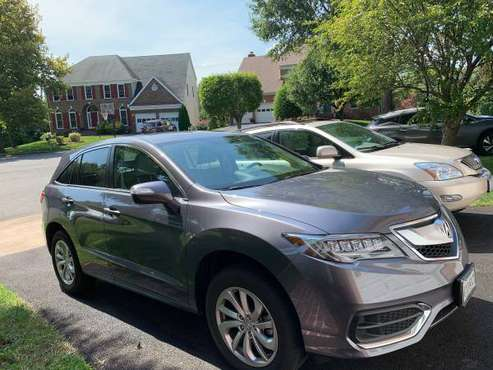 2018 Acura RDX 4WD with Technology Package, only 4706 miles for sale in Fairfax, District Of Columbia
