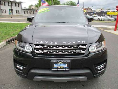 2014 Land Rover Range Rover Sport HSE 96807 miles for sale in Trenton, NJ