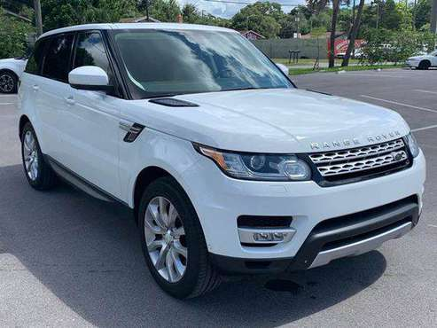 2014 Land Rover Range Rover Sport HSE 4x4 4dr SUV 100% CREDIT... for sale in TAMPA, FL