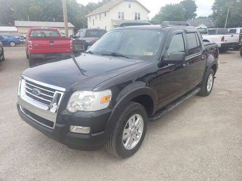 2008 Ford Explorer Sport Trac XLT 4x4 4dr Crew Cab (V6) for sale in Lancaster, OH