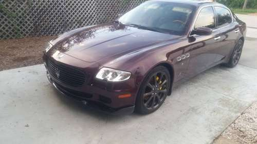 MASERATI QUATTROPORTE F1 very clean for sale in Miami, FL