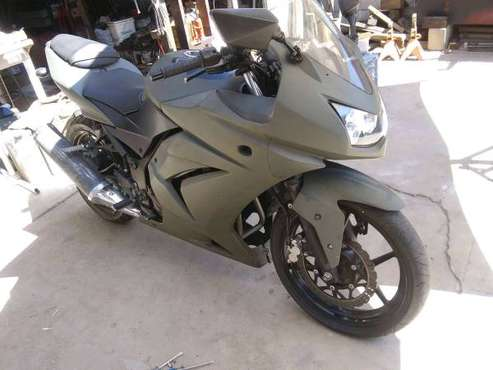 Kawasaki NINJA 250 (2012) for sale in Long Beach, CA