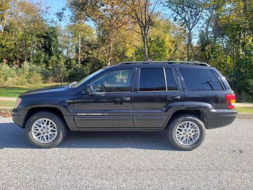 2004 Jeep Grand Cherokee Limited - cars & trucks - by owner -... for sale in Glenolden, PA