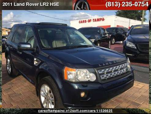 2011 Land Rover LR2 HSE HSE for sale in TAMPA, FL