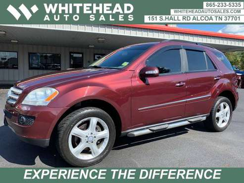 2008 MERCEDES-BENZ ML350 *CLLLLEEEEAAAN!!!* for sale in Alcoa, TN