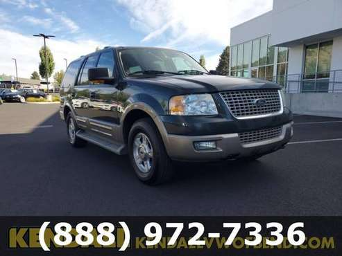 2003 Ford Expedition Dark Shadow Grey Metallic Great Price! *CALL US* for sale in Bend, OR