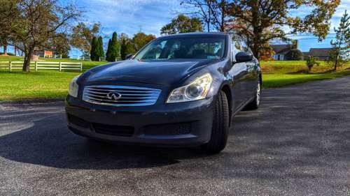 2009 Infiniti G37x for sale in Reinholds, PA