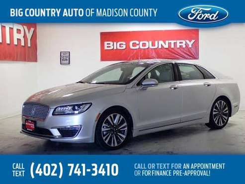 *2017* *Lincoln* *MKZ* *Hybrid Select FWD* - cars & trucks - by... for sale in Madison, IA