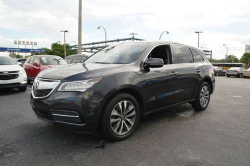 Acura MDX 6-Spd AT w/Tech Package (750 DWN) for sale in Orlando, FL
