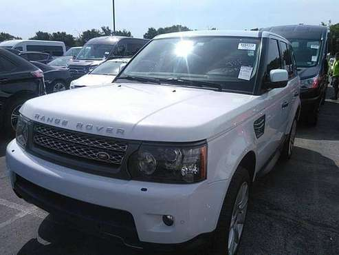 2011 Land Rover Range Rover Sport Supercharged 4x4 4dr SUV for sale in Walpole, MA
