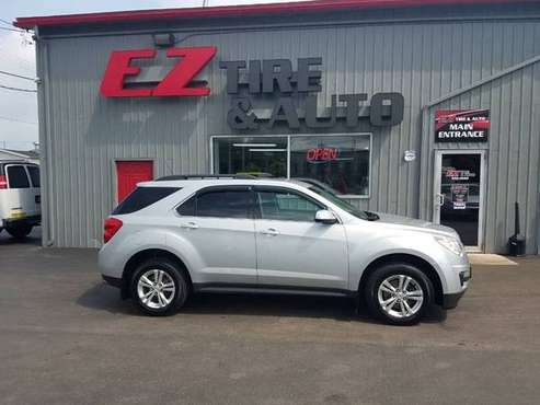 2012 Chevrolet Equinox LT AWD 4dr SUV w/ 1LT for sale in North Tonawanda, NY