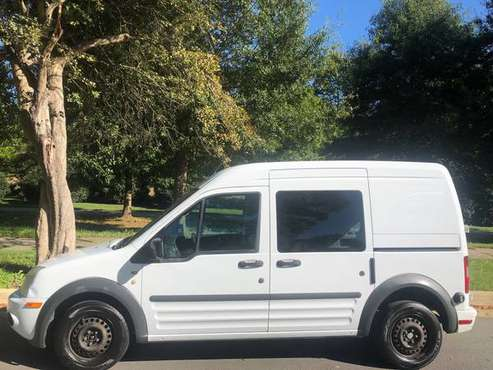 2010 Ford Transit Connect XLT w/side & rear door privacy glass -... for sale in Charlotte, NC
