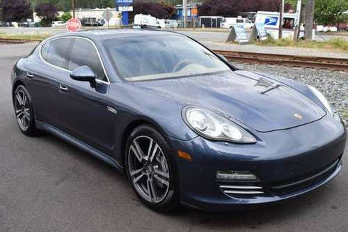 2011 Porsche Panamera 4S Model Guaranteed Credit Approval! for sale in Woodinville, WA