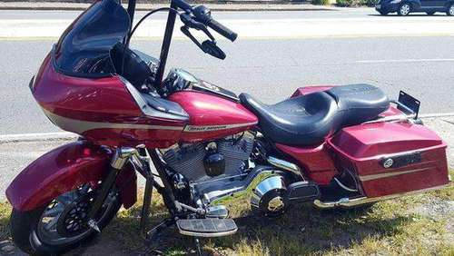 2005 HARLEY-DAVIDSON FLTRI ROAD GLIDE ROADGLIDE EVERYONE IS APPROVED! for sale in Salem, MA