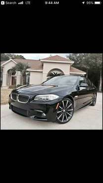 Ultimate driving machine 2011 BMW 550i M Package for sale in Cantonment, FL