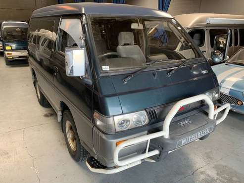 ...1992 Mitsubishi Delica Exceed 4x4 Diesel... for sale in South San Francisco, CA
