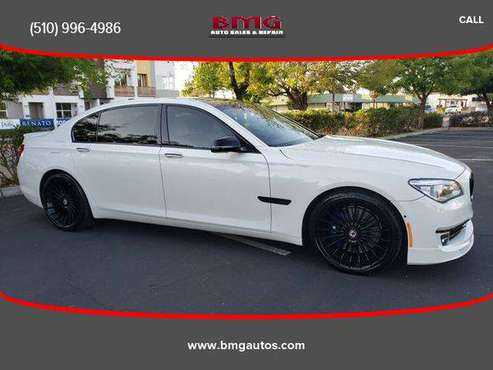 2015 BMW 7 Series Alpina B7 Sedan 4D for sale in Fremont, CA