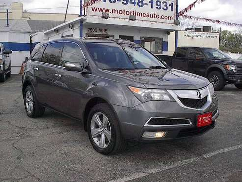 2010 ACURA MDX AWD TECH PACKAGE 3 ROWS NAVIGATION LIKE NEW! for sale in Cincinnati, OH