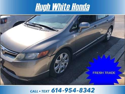 2006 Honda Civic LX for sale in Columbus, OH