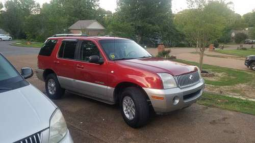 2002 Mercury Mountaineer for sale in Southaven, TN
