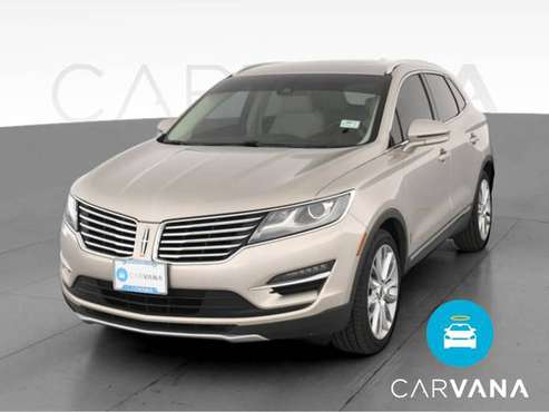 2015 Lincoln MKC Sport Utility 4D suv Gold - FINANCE ONLINE - cars &... for sale in Van Nuys, CA